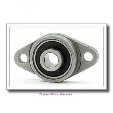 QM INDUSTRIES QMCW34J608SEC  Flange Block Bearings