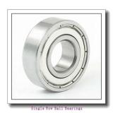 30 mm x 72 mm x 19 mm  TIMKEN 306KD  Single Row Ball Bearings